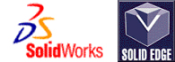 SolidWorks SolidEdge